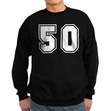 The Number 50 Sweatshirt