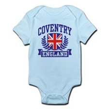 Coventry England Infant Bodysuit