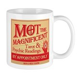 Mot the Magnificent Tasse