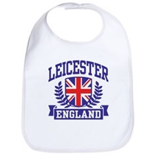 Leicester England Bib