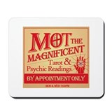 Mot the Magnificent Mousepad