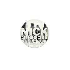 Nick Buccelli Skyline Mini Button