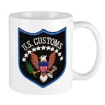 U S Customs Mug