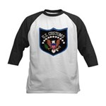 U S Customs Kids Baseball Jersey
