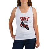 Cool Goldwing Women's Tank Top