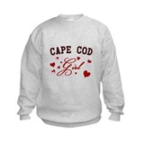 Cape Cod Girl Sweatshirt