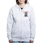Humboldt County Coroner Women's Zip Hoodie