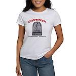 Humboldt County Coroner Women's T-Shirt