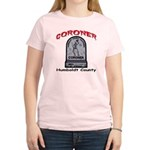 Humboldt County Coroner Women's Light T-Shirt