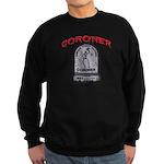 Humboldt County Coroner Sweatshirt (dark)