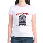 Humboldt County Coroner Jr. Ringer T-Shirt