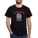 Humboldt County Coroner Dark T-Shirt