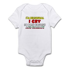 Bilingual Italian Infant Bodysuit
