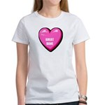 I Love My Great Dane Women's T-Shirt