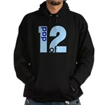 Dad Father Grandfather Papa G Hoodie (dark)