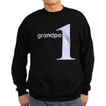 Dad Father Grandfather Papa G Sweatshirt (dark)