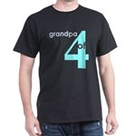 Dad Father Grandfather Papa G Dark T-Shirt
