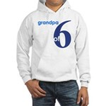 Dad Father Grandfather Papa G Hooded Sweatshirt