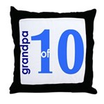 Dad Father Grandfather Papa G Throw Pillow