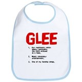 glee defined Bib