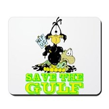 Save the GULF Mousepad