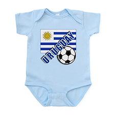 URUGUAY Soccer Team Onesie
