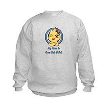 Kids Sick Chick Sweatshirt