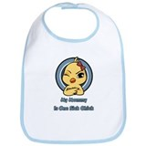 Kids Sick Chick Bib