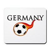 Germany Soccer Mousepad