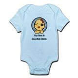 Kids Sick Chick Infant Bodysuit
