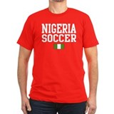 Nigeria Soccer (fitted)