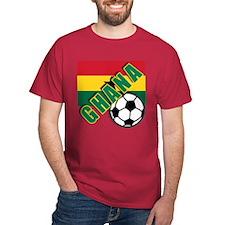 World Soccer GHANA T-Shirt