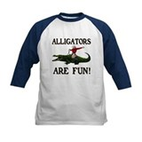 ALLIGATORS ARE FUN ! Tee