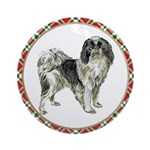 Japanese Chin Ornament (Round)