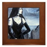 Whitby Gothic Framed Tile