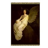 Winged Figure by Abbot Thayer Postcards (Pk of 8)