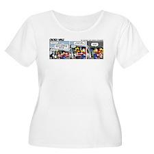 Funny Pilot comic T-Shirt