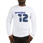 Dad Father Grandfather Papa G Long Sleeve T-Shirt