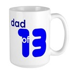 Dad Father Grandfather Papa G Large Mug
