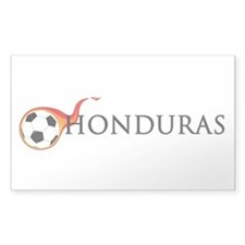 Honduras Soccer Decal