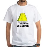 The Cheese Stands Alone - Shirt