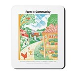 Farm to Community - Mousepad