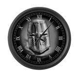 Templar Dominion Large Wall Clock
