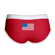 American Flag Old Glory Women's Boy Brief