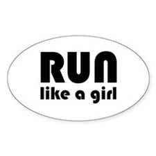 Cool Girls on the run Decal