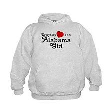 Everybody Hearts an Alabama G Hoody