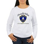 Escondido Police Women's Long Sleeve T-Shirt