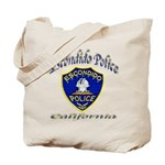Escondido Police Tote Bag