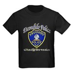 Escondido Police Kids Dark T-Shirt