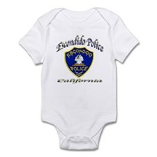 Escondido Police Infant Bodysuit